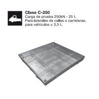 Tapas Arqueta C. Carga C-250